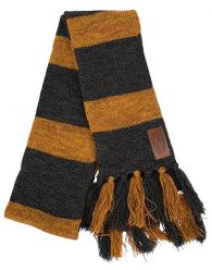 Officially Licensed Fantastic Beasts and Where to Find Them Fantastic Beast Newt Knit Scarf Hufflepuff by elope