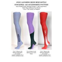Accessories 202 Stockings by Laughing Moon Mercantile
