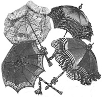 Parasol Covers Pattern