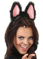 Moving Cat Ears by elope