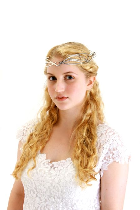 Galadriel Crown, Silver, One Size by elope