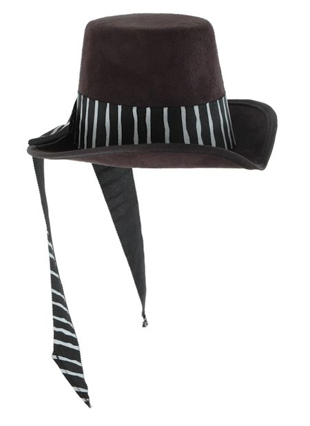 Disney Victorian - Steampunk  Jack Mini Top Hat - Nightmare Before Christmas
