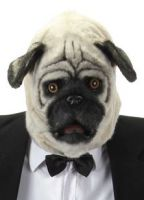 elope Mouth Mover Mask - Pug