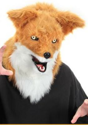 elope Fox Mouth Mover Mask