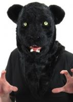 elope Mouth Mover Mask - Black Panther