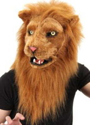elope Lion Mouth Mover Mask
