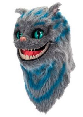 Patterns Of Time Through The Looking Glass Cheshire Cat