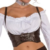 Steampunk Victorian Era Corset Belt by Forum Novelties
