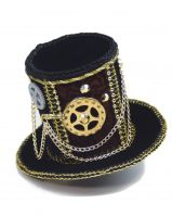 Mini Steampunk Stovepipe Hat by Forum Novelties