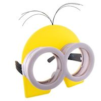 Officially Licensed Yellow Minions Sun-Staches