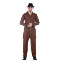 Steampunk Brown Sovereign Tailcoat