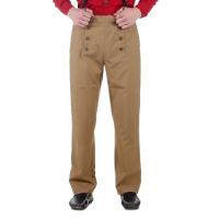 Steampunk Architect Pants in Brown