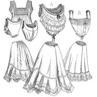 Edwardian Underwear Pattern