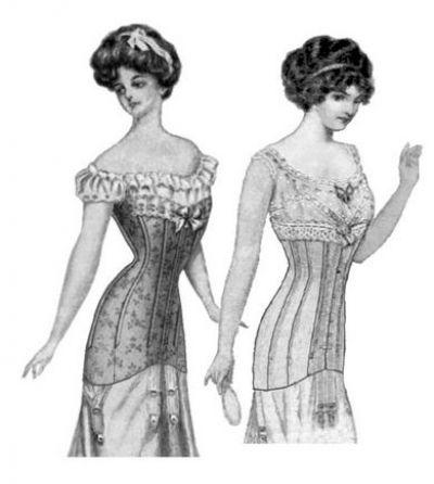 patterns of time 1913 late edwardian corset pattern